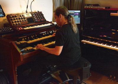 Thomas Hammond Voyager Piano P